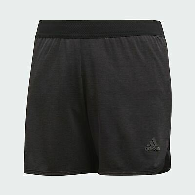 Adidas ClimaChill Activewear Shorts Juniors Girls Grey Size UK 13 Years *REF81