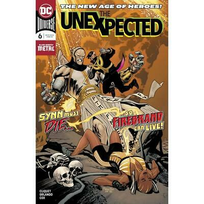 Unexpected #6 - Comic Book - Brand New
