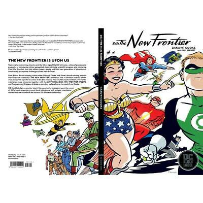 Dc The New Frontier Tp New Ed Black Label Tpb - Brand New