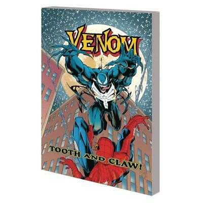 Venom Tp Tooth And Claw Tpb - Brand New