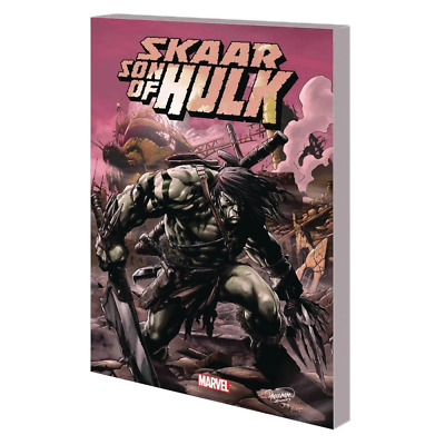 Skaar Son Of Hulk Tp Complete Collection Tpb