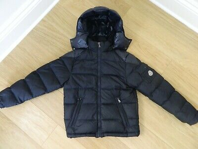 8c2ad2517 GENUINE BOY'S MONCLER Coat / Jacket. Age 12 Years. Very Good Condition.
