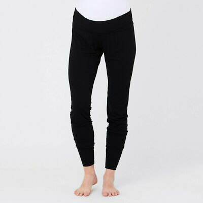 Ripe Maternity Jersey Lounge Pants - Black
