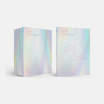 BTS / REPACKAGE ALBUM [ LOVE YOURSELF 結 Answer - SELF ] 2CD