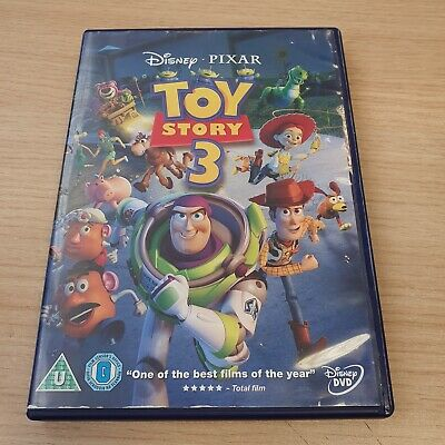 BOXED ---  Toy Story 3 DVD (2010)