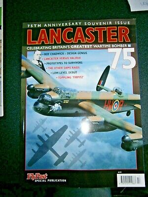 Flypast Special Publication Lancaster 75th Anniversary Souvenir Issue (new) 2017