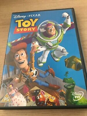 BOXED ---  Toy Story DVD By Tom Hanks,Tim Allen