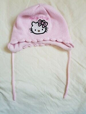 Baby Infant Girls Hat from H&M Hello Kitty. Size 2 – 6 months, EUR 62 / 68. Used