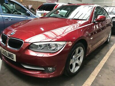 2010 Bmw 320D 2.0 Se - Cat D, Alloys, Climate, Leather, P/Sensrs, 61K Miles
