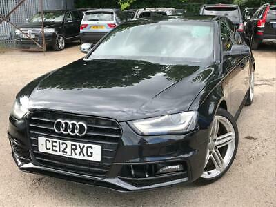 2012 Audi A4 2.0 Tdi 177 Black Edition - Alloys, Climate, 1/2Leather