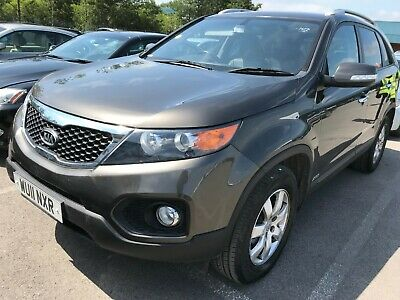 2011 Kia Sorento 2.2 Crdi Kx-2 - Leather, Alloys, Privacy Glass, P/Sensors, Nice