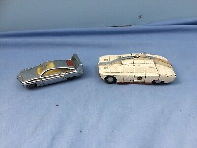 Dinky Brinks Mat No 275 //MSV 105  Crate Of Gold  painted  Casting spare parts