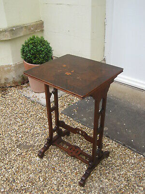 19th century Rosewood Side Table #