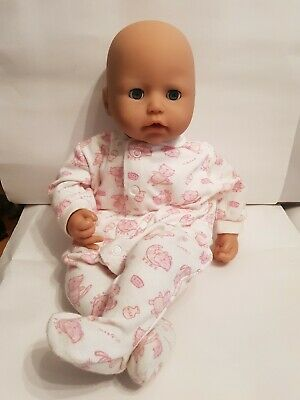 Baby annabell zapf creation doll Interactive