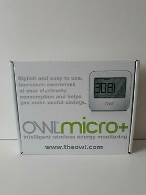 Owl Micro+ CM180 Intelligent Wireless Energy Monitoring