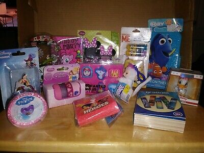 Junk drawer lot of girls' Goodies 13 items All new