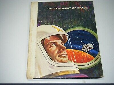 Vintage Nestle The Conquest Of Space Card Album/Book No1