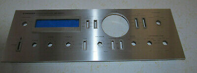 Pioneer Silver Faceplate SA-8800 (''Decent'')