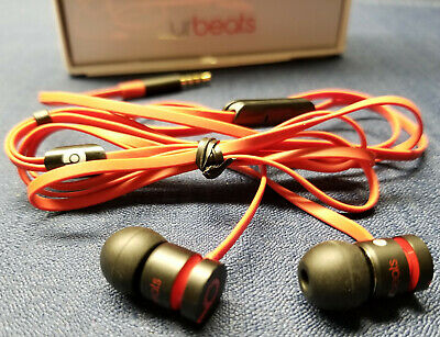 SALVAGE~~~ Beats by Dr. Dre urBeats In-Ear Headphones - Black #(Q)T166808
