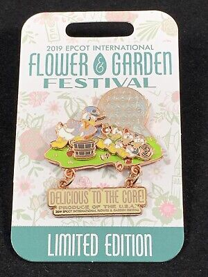 May 5th Disney EPCOT Park Cinco De Mayo 2019 Pin 3 amigos cute Donald Duck LE