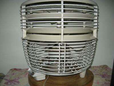 Vintage GENERAL ELECTRIC Hassock Fan w Stacking Blades