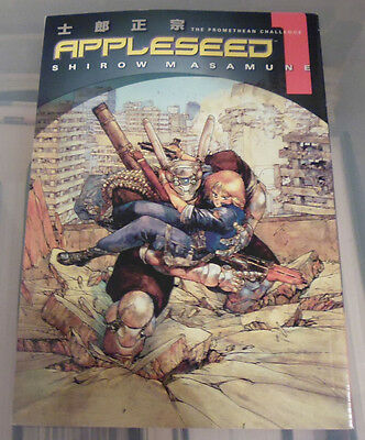 Appleseed Book 1 One The Promethean Challenge by Masamune Shirow Manga