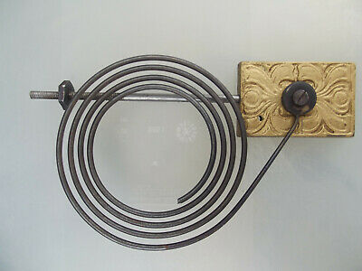 Vintage Clock Chime / Gong - Spares or Repair