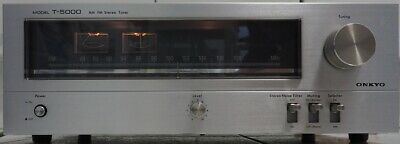 Onkyo T-5000 AM/FM Stereo Tuner