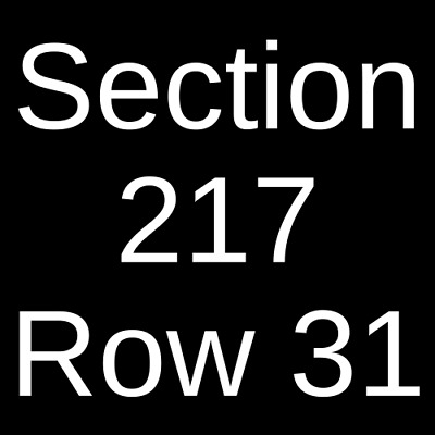 4 Tickets Monster Energy NASCAR Cup Series: Gander RV 400 7/28/19 Long Pond, PA