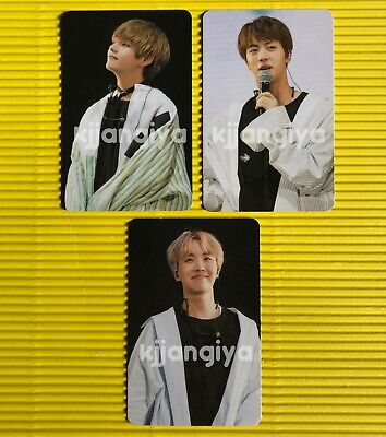 BTS The Wings Tour In Seoul 2017 Live Trilogy Episode III Photocard ONLY