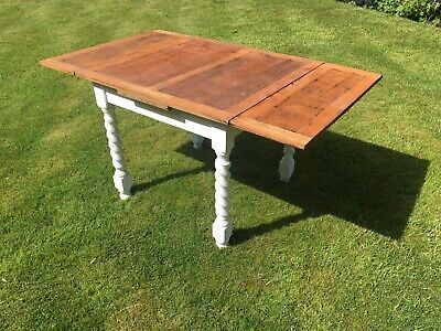 3ft X 5ft Painted Extending Table