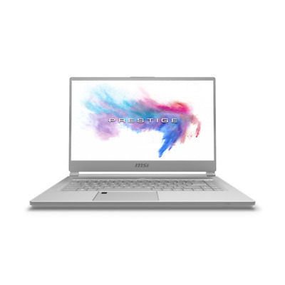 """MSI 0016Q3-008 P65 - 15.6"""" Notebook - Core i7 Mobile 2.2 GHz 39.6 cm i7-8750H"""