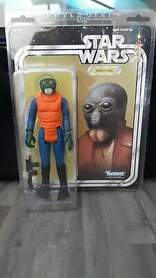 "Star Wars Kenner jumbo Gentle Giant 12"" Walrus Man cantina figure New & sealed"