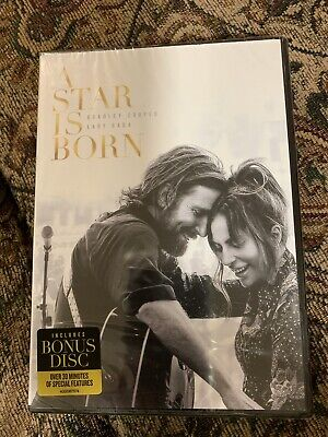 A Star Is Born (DVD, 2018, 2-Disc Set, Special Edition)