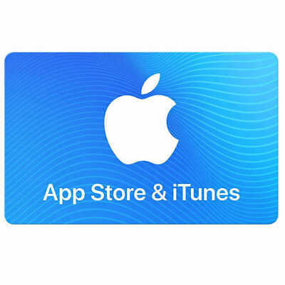 CANADIAN APPSTORE & iTUNES CARD $25