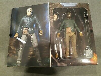 Neca Ultimate Jason Voorhees | Friday the 13th part 6 Jason Lives | Freddy