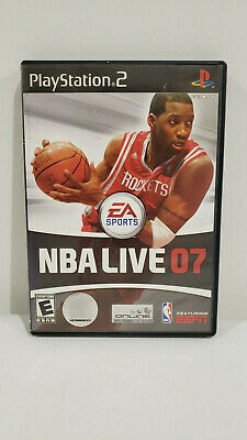 *USED* Sony Playstation 2 PS2 NBA Live 07 (Game & Case) *USED*
