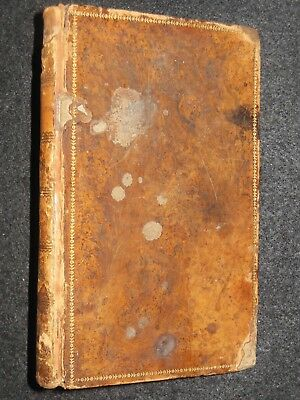 THOMAS GISBORNE: Poems, Sacred and Moral (1798-1st) Very RARE Poetry, Verse Book
