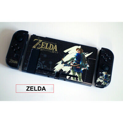 Zelda Series Plastic Protective Shell Cover Case for Nintendo Switch & Joy-Con