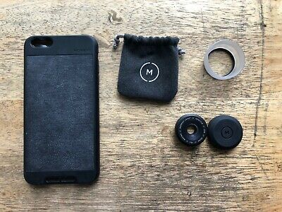 Moment M-Series Macro Lens 10x 25mm + Case for iPhone 6 Plus