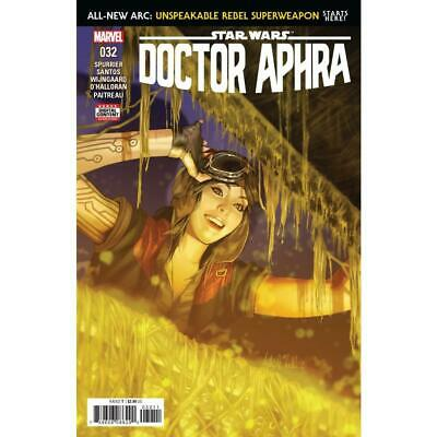 Star Wars Doctor Aphra #32 - Brand New