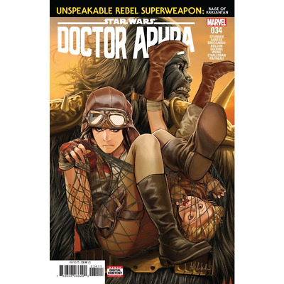 Star Wars Doctor Aphra #34 - Brand New