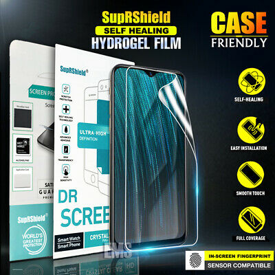 SupRShield Oppo AX5 AX5S AX7 Hydrogel Full Coverage Screen Protector Film Guard