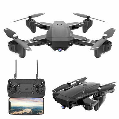 2019 Drone x pro 2.4G Selfi WIFI FPV With 1080P HD Camera RC Quadcopter Gift