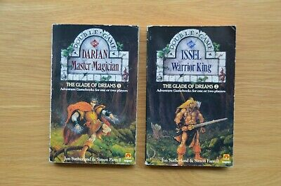 The Glade of Dreams Complete Set of Adventure Gamebooks (1987)