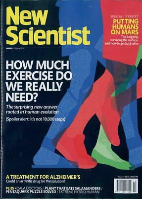 NEW SCIENTIST MAGAZINE 15th JUNE 2019 ~ SPECIAL OFFER BUY ANY 6 ISSUES FOR £10