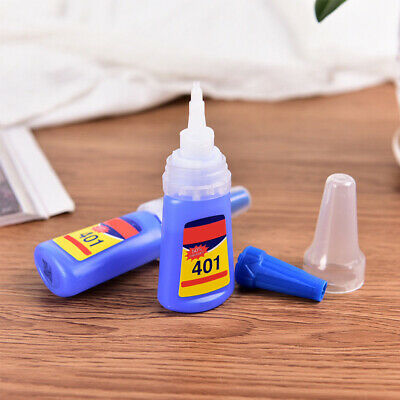1/2*Loctite 401 Super Glue Instant Adhesive 20G Metal Rubber Ceramic Leather Chy
