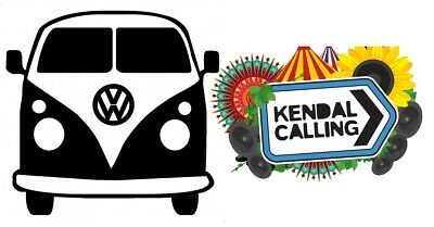 Kendal Calling live-in vehicle Pass