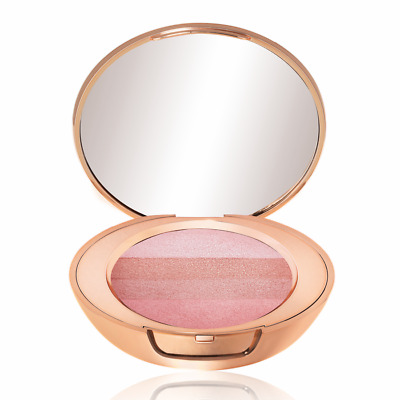 Boots No.7 Shimmer Palette Available in Rose or Caramel 10g