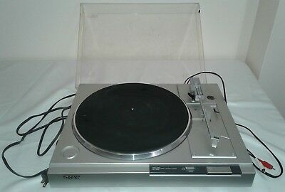 Sony PS-LX210 Direct Drive Two-Speed Automatic Turntable